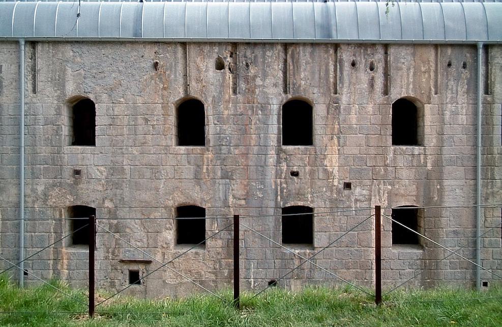forte belvedere - restauro